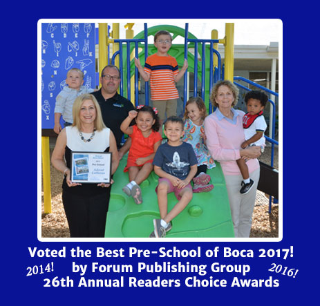Advent School Boca Best Of Boca Award 2017