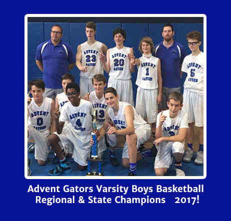 Advent Boca Varsity Boys Basketball